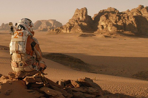 Five lessons from The Martian (2015)